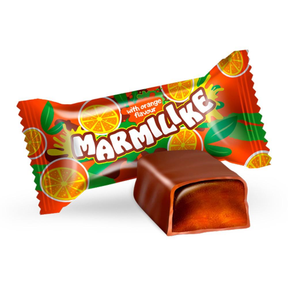 Цукерки «Marmilike зі смаком апельсину»