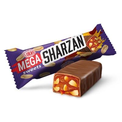 Цукерки  «Mega Sharzan»