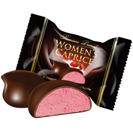 Lukasia Women's caprice зі смаком «Полуниці з вершками»