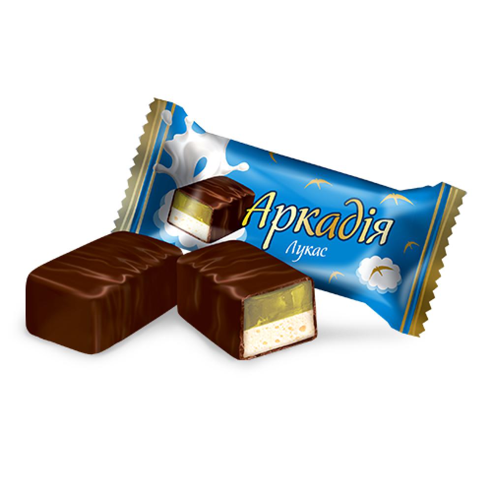 Цукерки «Аркадія Лукас»