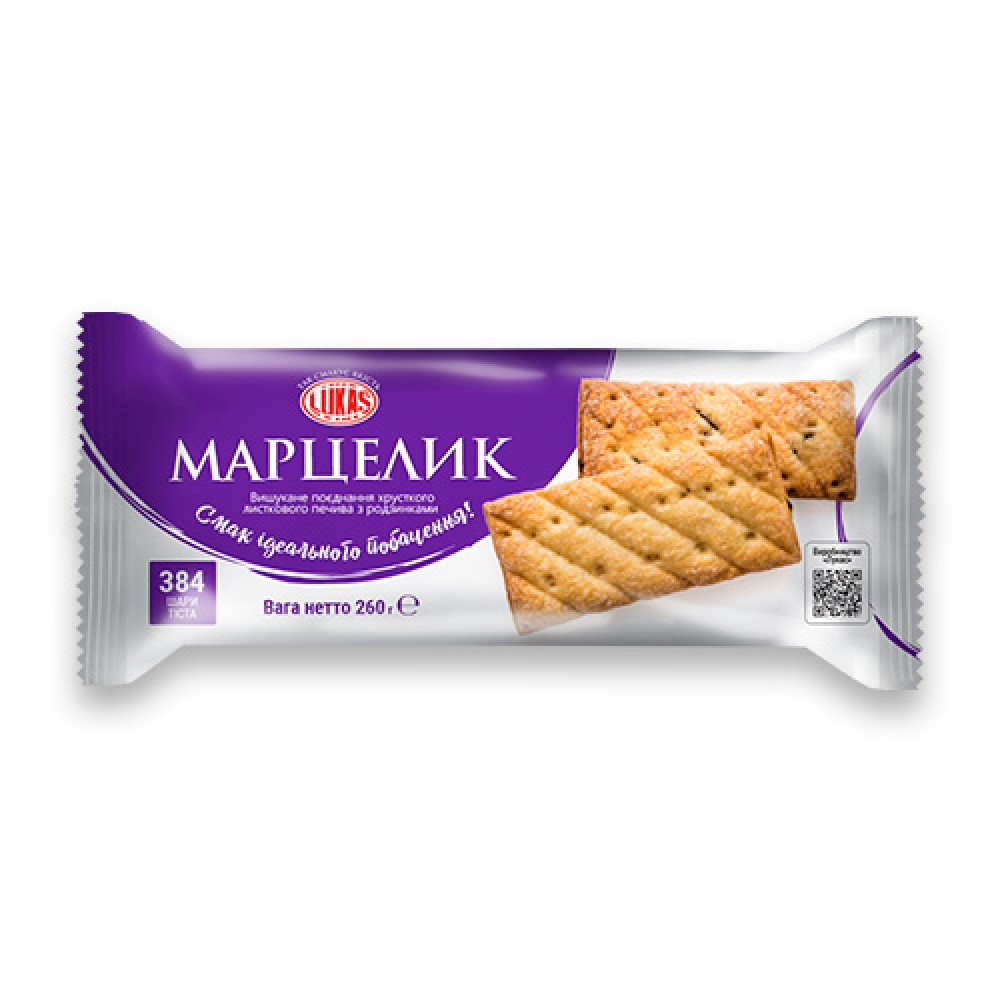 Печиво «Марцелик з родзинками»
