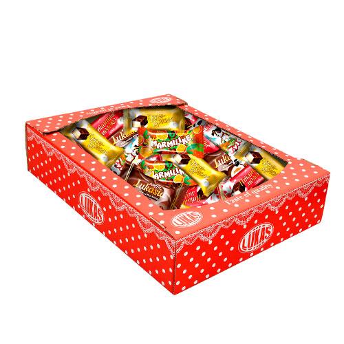 Асорті цукерок