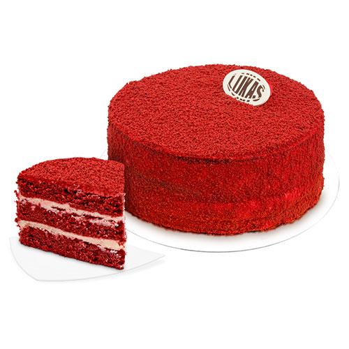 Торт «Червоний оксамит»